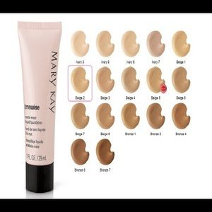 Matte-Wear Liquid Foundation